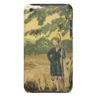 The Shepherd, from 'Songs of Innocence', 1789 (col iPod Touch Case-Mate Case