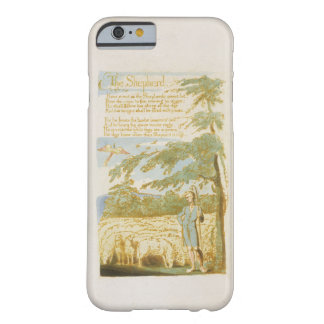 'The Shepherd', plate 15 from 'Songs of Innocence' Barely There iPhone 6 Case