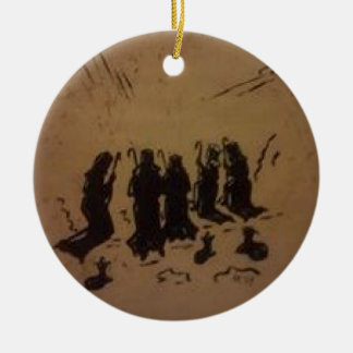 THE SHEPHERDS CHRISTMAS ORNAMENT