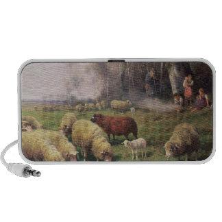 The Shepherd's Family Travelling Speaker