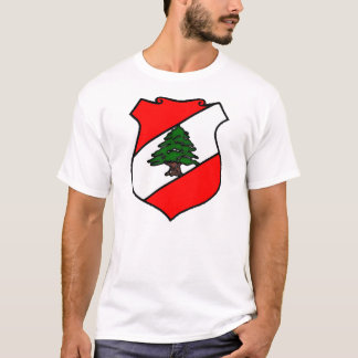 The Shield of Lebanon T-Shirt