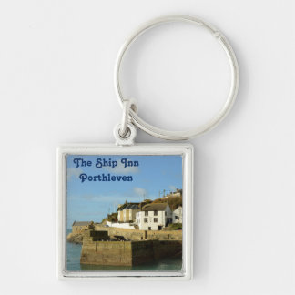 The Ship Inn Porthleven Cornwall England Key Ring