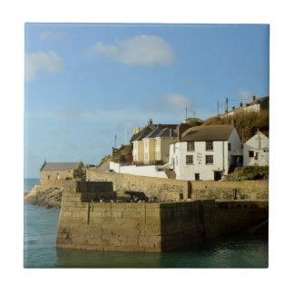 The Ship Inn Porthleven Cornwall England Tile
