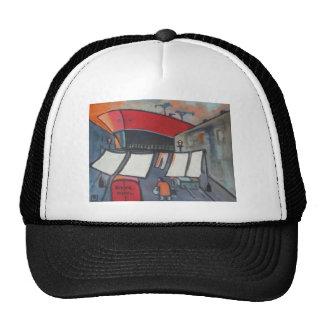 THE SHIP MESH HAT