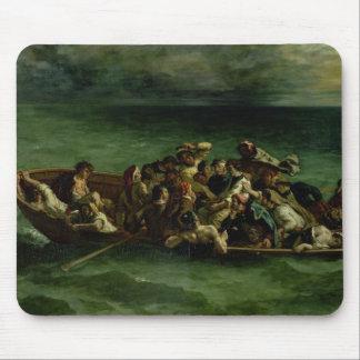 The Shipwreck of Don Juan 1840 Mousepad