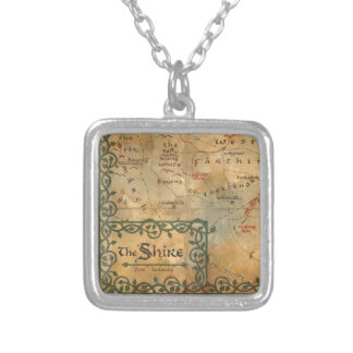 THE SHIRE™ SILVER PLATED NECKLACE