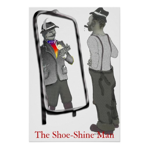 The Shoe-Shine Man Posters