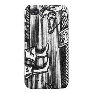 The Shoemaker iPhone 4 Cases