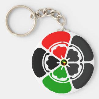 The Shogun of Harlem IV Basic Round Button Key Ring