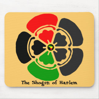 The Shogun of Harlem Mouse Mat