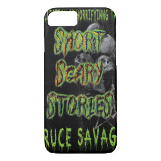 The Short Scary Stories iPhone case. iPhone 7 Case