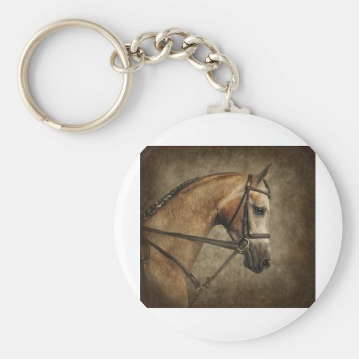 The Show Horse Keychains