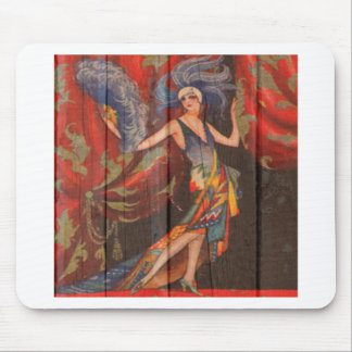 The Showgirl Mouse Mat