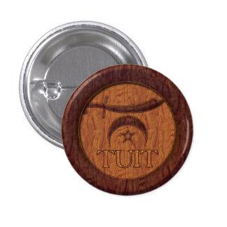 The Shriners Round Tuit 3 Cm Round Badge