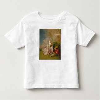 The Shy Lover, 1718 Toddler T-Shirt