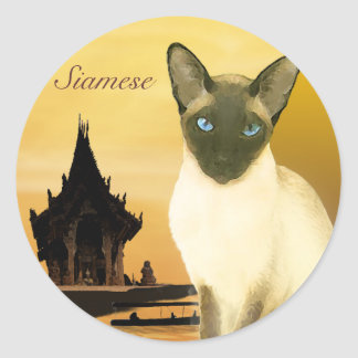 The Siamese Stickers