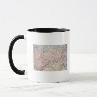 The Siberian Railway Mug
