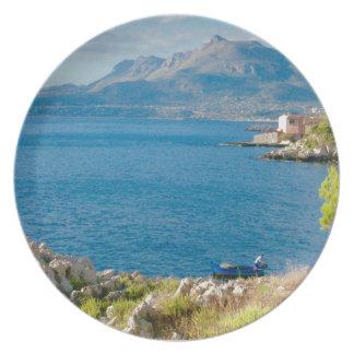 The Sicilian Fisherman Plate