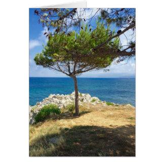 The Sicilian Tree Card