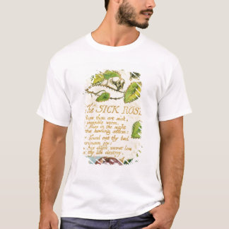 The Sick Rose, from Songs of Innocence T-Shirt