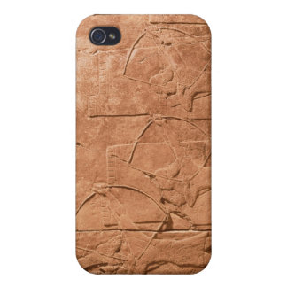 The Siege of Alammu by the army of Sennacherib iPhone 4/4S Covers