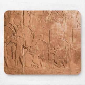 The Siege of Alammu by the army of Sennacherib Mouse Mat