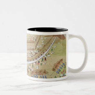 The Siege of Athens in 1827, from the Pictorial Hi Coffee Mugs