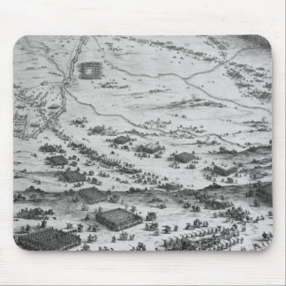 The Siege of Breda Mouse Pad