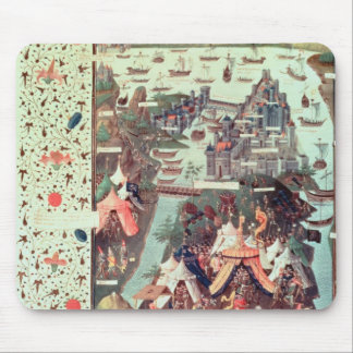 The Siege of Constantinople Mouse Pad