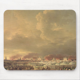 The Siege of Lille by Albert de Saxe-Tachen Mouse Mat