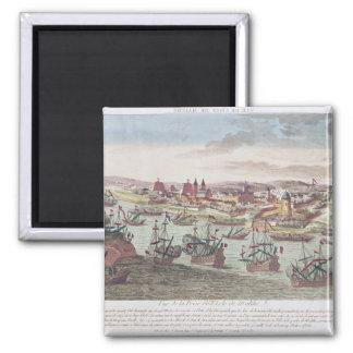 The Siege of Malta, 12th June 1798 Magnet