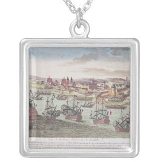 The Siege of Malta, 12th June 1798 Silver Plated Necklace