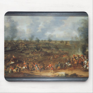The Siege of Namur, 1692, 18th century Mouse Mat