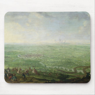 The Siege of Olmutz by the Prussian Army, 1758 Mouse Mat