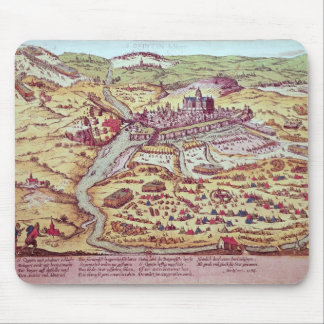 The Siege of St. Quentin, 27th July 1557 Mouse Mat