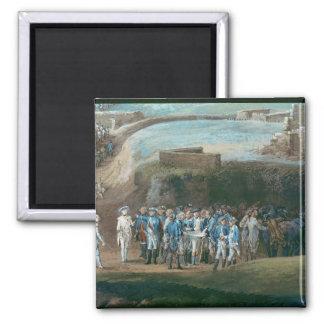 The Siege of Yorktown Magnet
