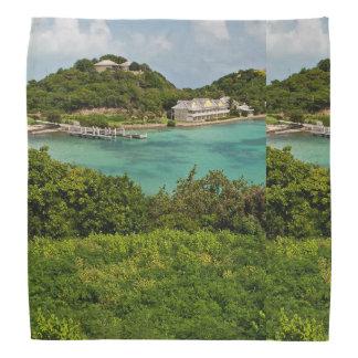 The Sightly Bay Of Antigua Kerchief