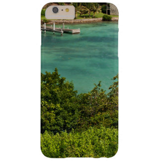 The Sightly Bay Of Antigua Barely There iPhone 6 Plus Case