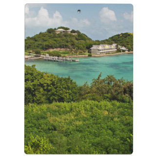 The Sightly Bay Of Antigua Clipboards