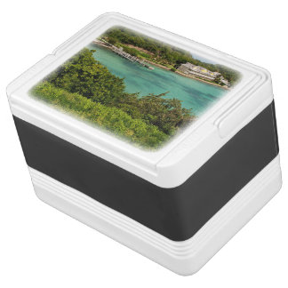 The Sightly Bay Of Antigua Igloo Cool Box