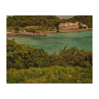 The Sightly Bay Of Antigua Cork Paper