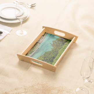 The Sightly Bay Of Antigua Serving Trays