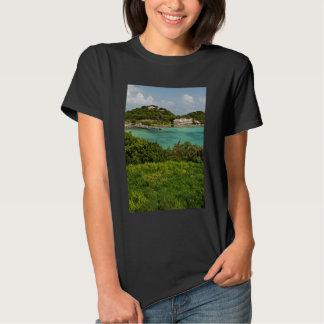 The Sightly Bay Of Antigua Tshirt