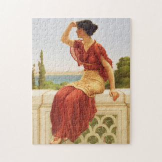 The Signal Godward Art Painting Puzzle