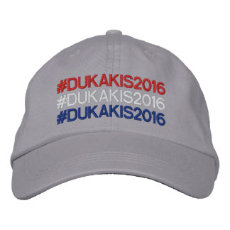 The Signature Red, White, and Blue Hashtag Hat