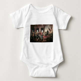 The Signing of the Constitution Baby Bodysuit