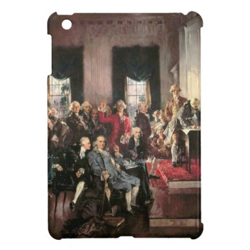 The Signing of the Constitution Cover For The iPad Mini