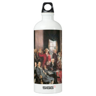 The Signing of the Constitution SIGG Traveller 1.0L Water Bottle