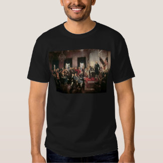 The Signing of the Constitution Tshirt