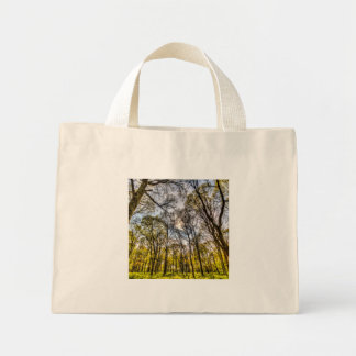 The Silent Forest Mini Tote Bag